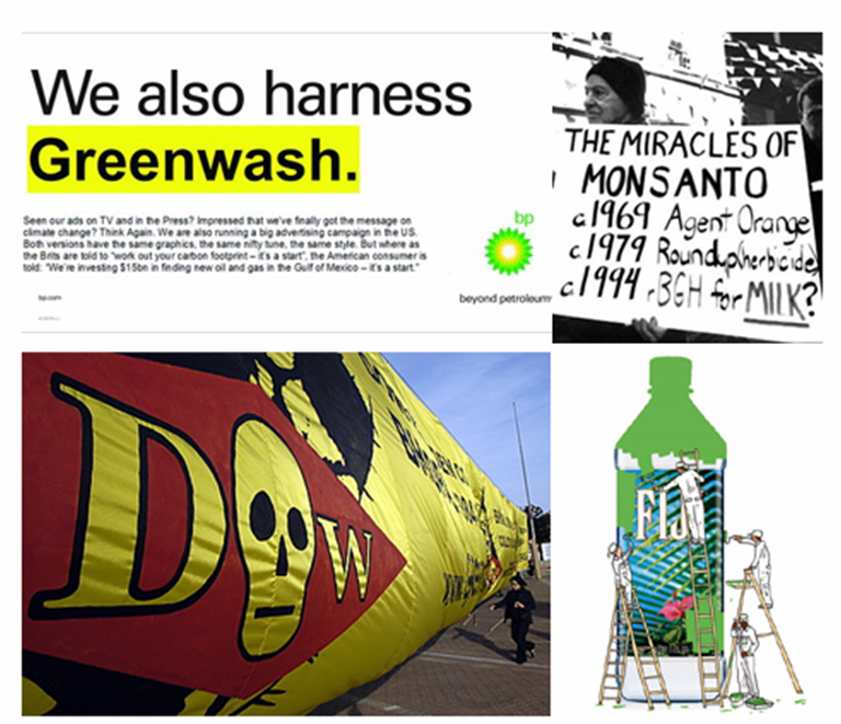 green marketing vs greenwashing Green marketing or greenwashing is defined as the practice of a company misleading consumers regarding its environmental practices or the environmental benefits of a product or service.