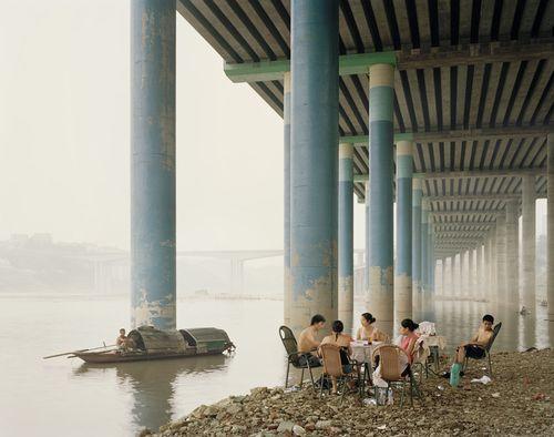 Nadav Kander, Yangtze 3
