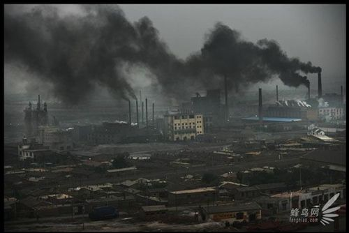 Pollution in china1